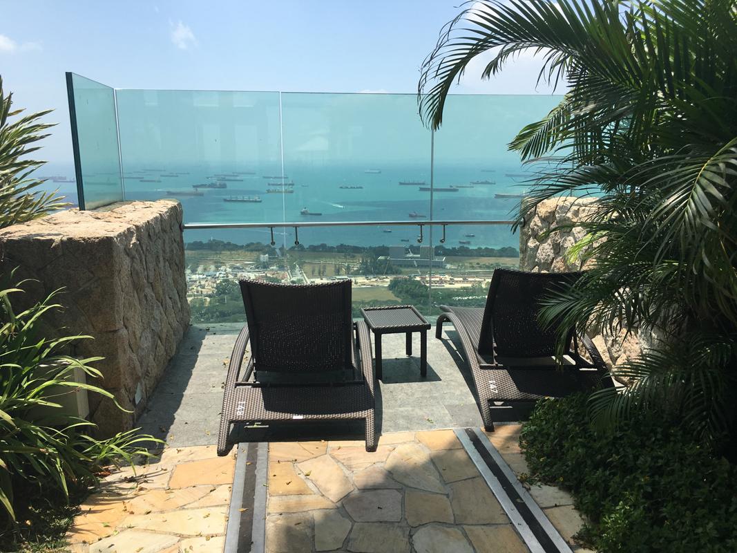 Marina Bay Sands - Pool view #3 - Michael Meixner