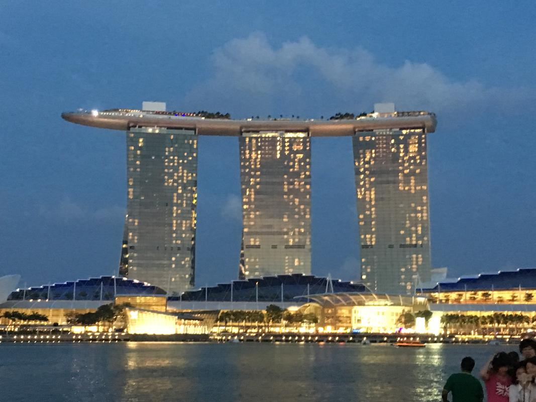 Marina Bay Sands - #1 - Michael Meixner